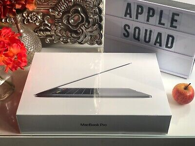 "2019 MACBOOK PRO 13"" 1.4GHz QUAD i5 8GB RAM 256GB SSD GREY TOUCH BAR RRP:£1499"