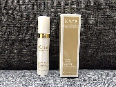 KATE SOMERVILLE + Retinol Vita C Power Serum 8ml  and Moisturiser 7.5ml. New