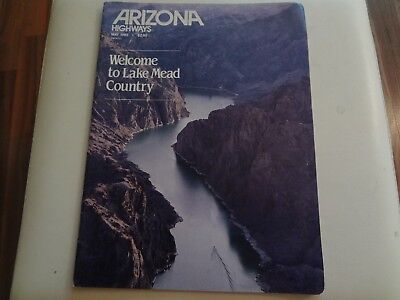 Arizona Highways, May 1983, Welcome to Lake Mead Country