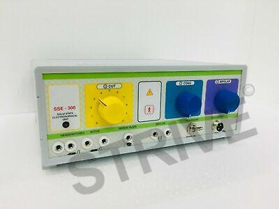 Brandnew Electrosurgical Cautery Hyfrecator Electrosurgical Unit 300watt Machine