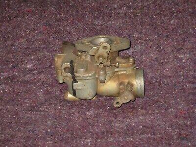 Farmall Super A And Other International Tractors Zenith Carburetor