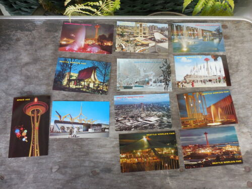 12 Vintage Seattle World