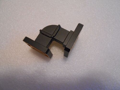 "Wr75 To Wr62 90° H Bend 1 1/2"" X 1 1/4"" Waveguide Transition"