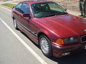 1996 BMW Other Coupe Angle Park Port Adelaide Area Preview