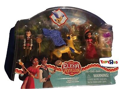 New Disney Elena of Avalor and Friends of Elena, TOYS R US exclusive