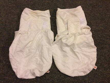 2X Ergobaby Swaddler S/M Macquarie Park Ryde Area Preview