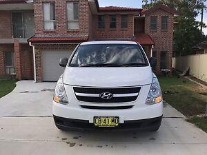 2014 Hyundai ILOAD MY15 Pendle Hill Parramatta Area Preview
