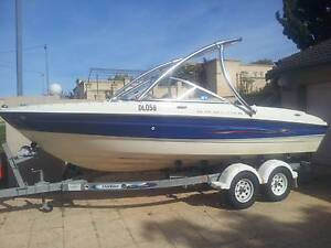 Bayliner 185 Bowrider V6 220 HP MPI Engine with wakeboard tower Bicton Melville Area Preview