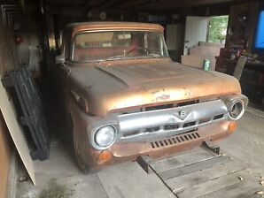 1957 F100 project.