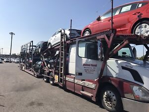 truck & trailer  Car carrier 10 cars