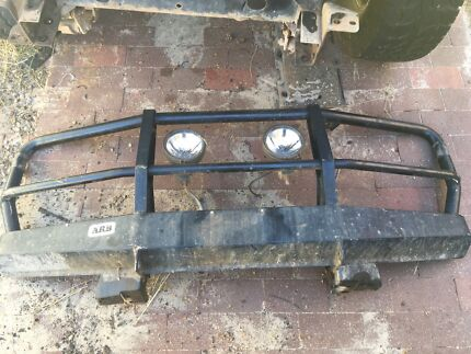 Arb bullbar of landcruiser 60