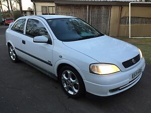 2004 Holden Astra SRI TS 2.2 Hatch Welby Bowral Area Preview