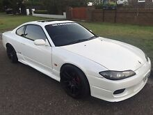 1999 Nissan S15 Silvia Spec R Forestville Warringah Area Preview