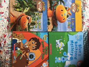 Dinosaur Train and other books. Regents Park Logan Area Preview