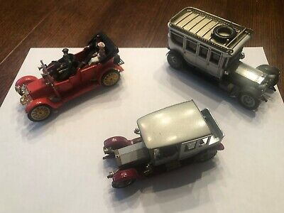 "Lot of 15 Corgi ""Classics"" & Lesney ""Models of Yesteryear""  see description"