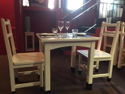 FURNITURE CHAIRS TABLES for CAFE RESTAURANT HOTEL PUBS