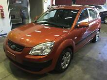 KIA RIO JB 2008 1.4L MANUAL HATCH COMES WITH A RWC Burleigh Heads Gold Coast South Preview