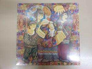 LOS-IMMEDIATOS-THIRD-TIME-039-S-THE-CHARM-LP-INSERT-CD-2010-GARAGE-BEAT-60-039-S-POP-NM