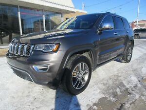 2018 Jeep Grand Cherokee LIMITED Gr.luxe+HEMI+8 PNEUS