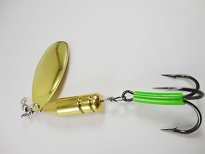 .12 FLYING C SPINNERS CHOOSE YOUR WEIGHTS/'COLOURS,BLADES SALMON#SEATROUT