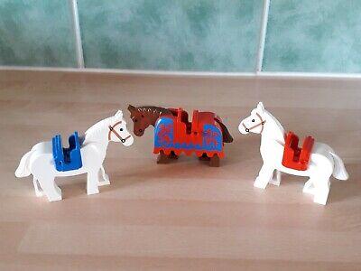 Lego Vintage Horses and barding