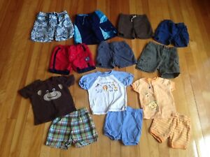 12 month / 12-18 month Boy Clothes - over 90 items!