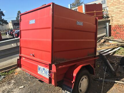 Trailer used
