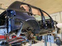 VW Touareg Karosse Blau Metallic 2007 Brandenburg - Bad Freienwalde Vorschau
