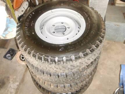 Toyota Tyres &Rims
