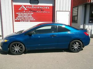 2010 Honda Civic DX Coupe 5-Speed AT