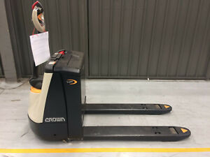 Crown WP 2300 WP Series Pallet Jack Welshpool Canning Area Preview