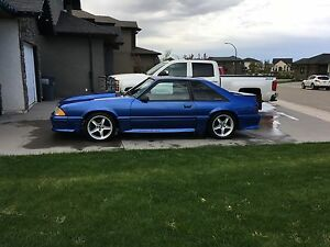 1989 Ford Mustang GT 5.0 5-Speed