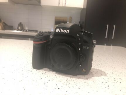 Nikon D850 45.7 MP Full-frame Camera Body Only ~Low Count EXCELL ...