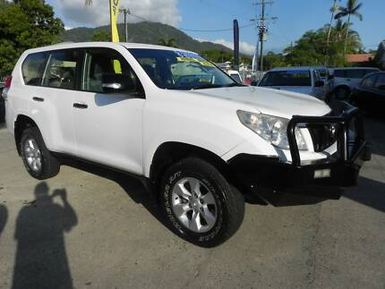 2012 Toyota LandCruiser PRADO Diesel AUTO Earlville Cairns City Preview