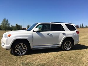 2010 Toyota 4 Runner Limited Edition