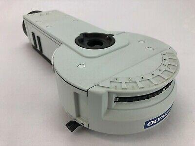 Olympus Bx3-ura Fluorescent Microscope Illuminator Attachment 103 Refund