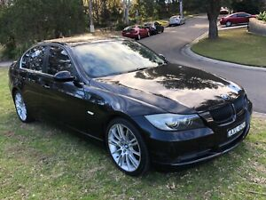 2006 BMW E90 325i Auto Sedan Kellyville The Hills District Preview