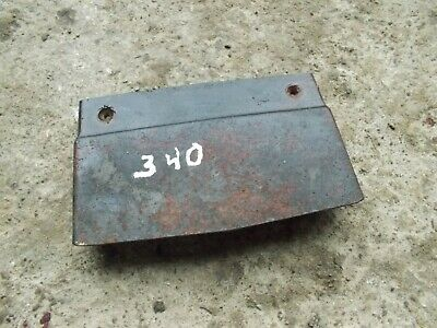 International 340 Tractor Original Ih Dash Cover Panel Ihc