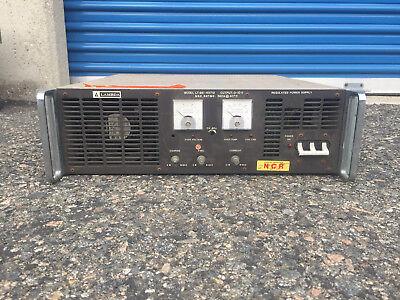 Lambda 0-10 Volt 360 Amp Dc Power Supply 187-265 Vac 3-phase Input