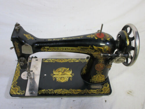 Singer sphinx treadle sewing machine CANADIAN 1911