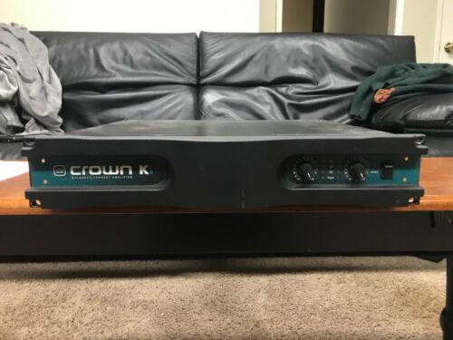 Crown K1 Power Amplifier