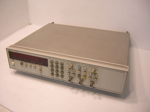 HP 5334B FREQUENCY COUNTER - TESTED