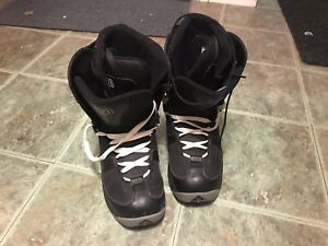 Snowboard boots size 11 men's  5150