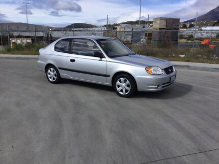 Hyundai Accent only 93000 klm Derwent Park Glenorchy Area Preview