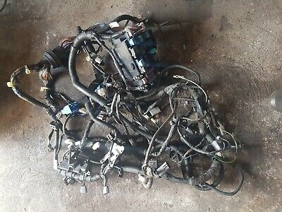 Mazda 6 MPS 2.3 4WD L3K9 2006 WIRING LOOM HARNESS FUSE BOX COMPLETE NO CUT