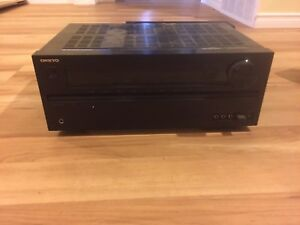 Onkyo surround sound system barely used