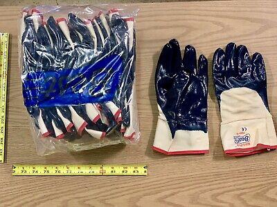Best Brand Nitri Pro Gloves 12 Pair Model 7066 Size Large 10