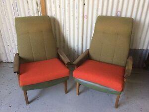 Fler Armchairs x 2 Kewdale Belmont Area Preview