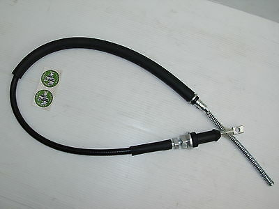 LAND ROVER DEFENDER TD5 HANDBRAKE CABLE ASSEMBLY - SPB500200 - NEW CABLE