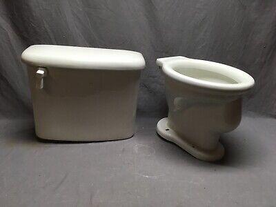 "2 Vintage beigeCeramic Porcelain Toilet Bolt Caps Covers 1/"" od 3//4/"" id"